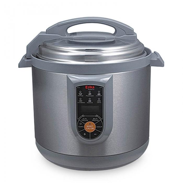 Comprar olla programable erika superior - Robot de cocina erika plus ...