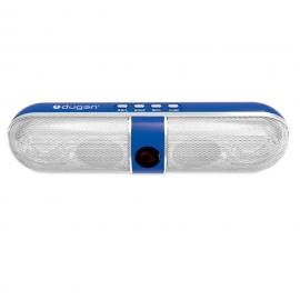 Altavoz MP3 con Radio y Luz LED