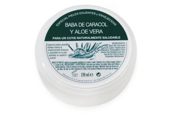 Crema de Baba de Caracol