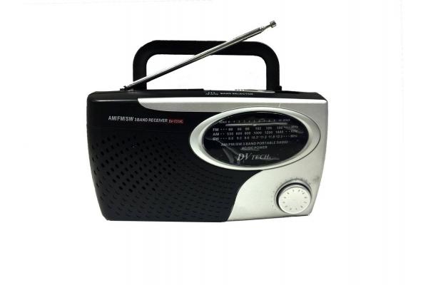 Radio 3 Bandas AM/FM/SW DV-1721AC