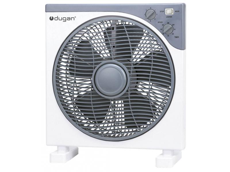 """Ventilador cuadrado 12"""" Dugan DG-9700"""