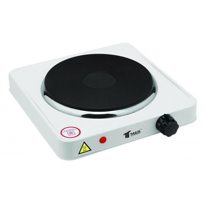 Cocina el ctrica portatil 1 fuego th ce1000 1 for Cocina electrica portatil