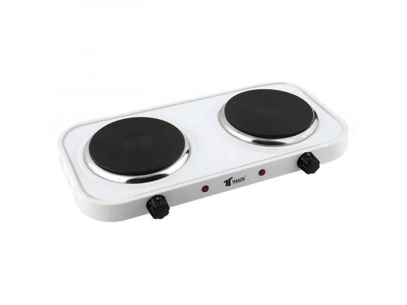 Cocina el ctrica portatil 2 fuegos th ce2000 2p - Cocina electrica portatil ...