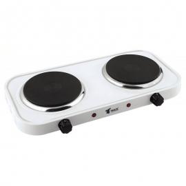 Cocina Eléctrica Portatil 2 Fuegos TH-CE2000/2P