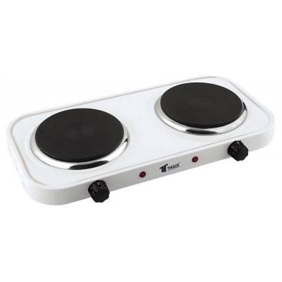cocina el ctrica portatil 2 fuegos th ce2000 2p