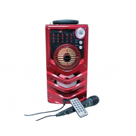 Altavoz Portatil con Karaoke (Varios modelos)