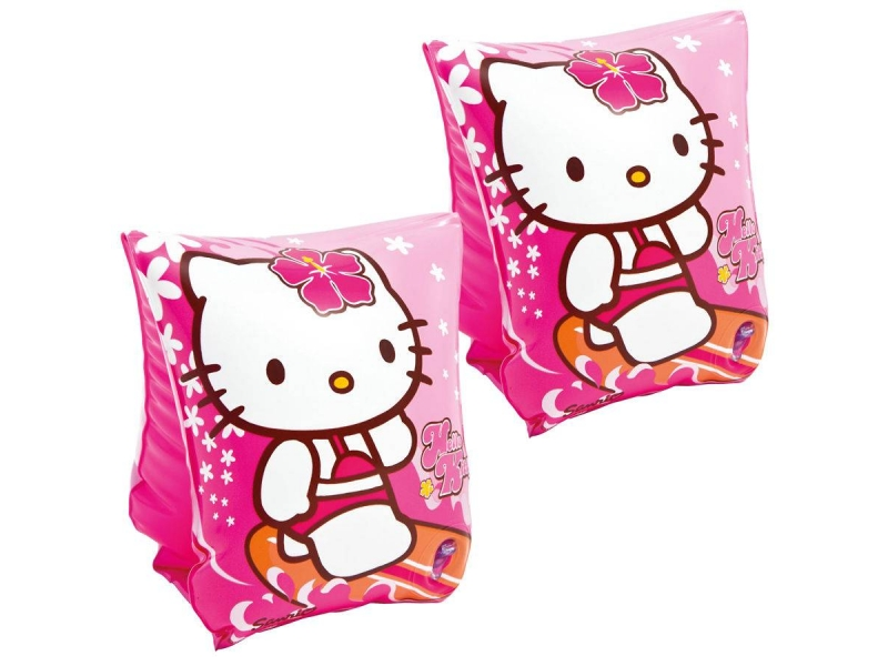 Manguitos para piscina Hello Kitty