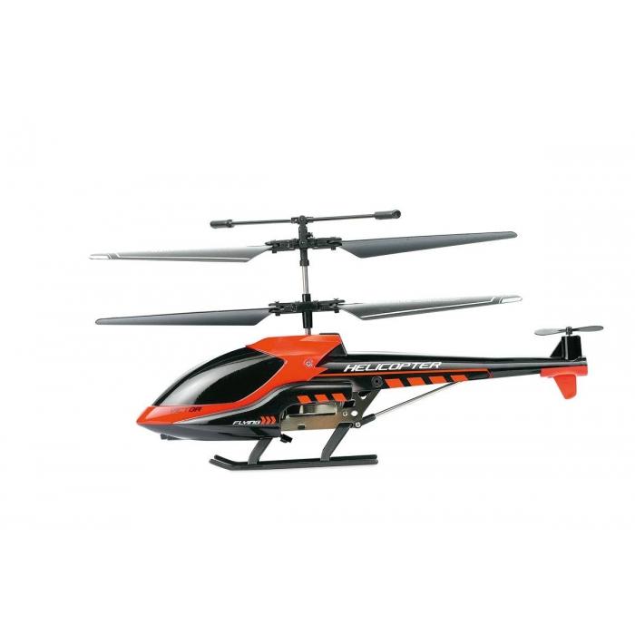 Helicoptero Indestructible Steel