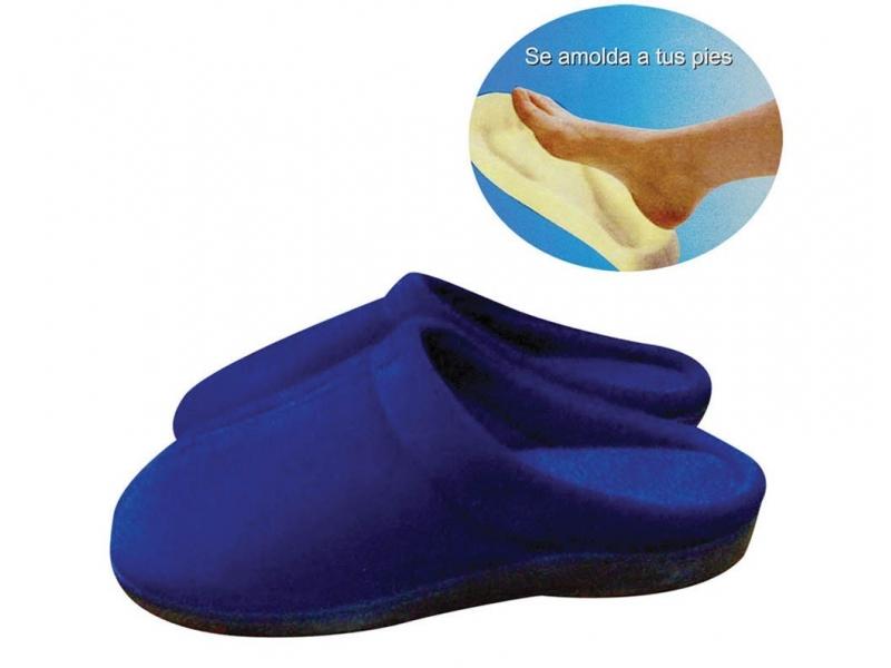 Zapatillas viscoelástica