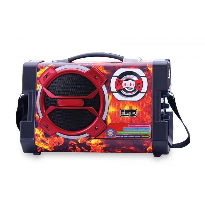 Altavoz Portatil Karaoke 25w Dugan DG-KA01