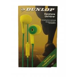 Auriculares Deportivos Dunlop