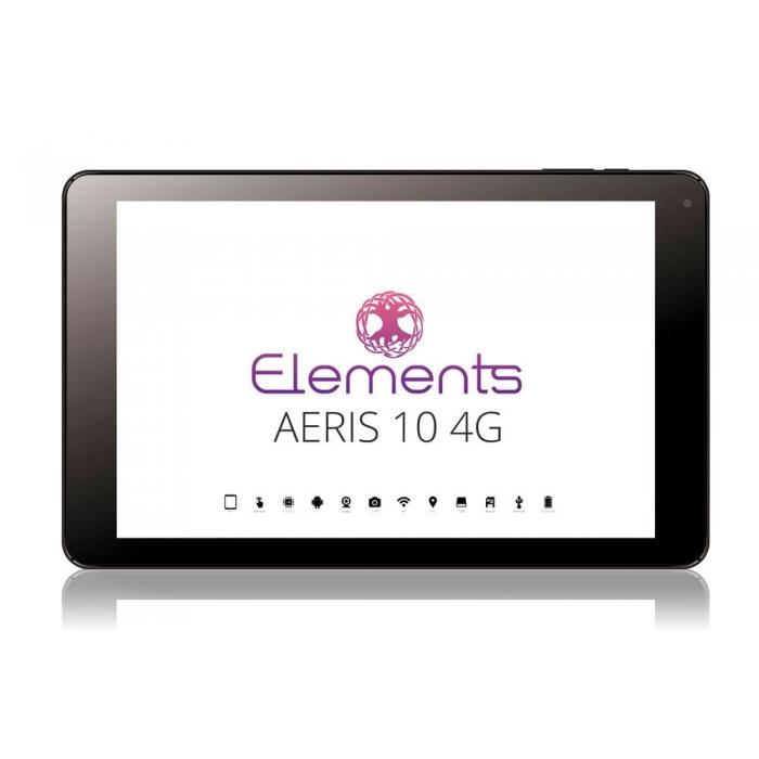 Tablet de 10 pulgadas Elements Aeris con conexión 4G