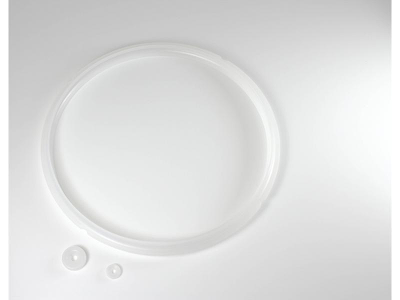 Goma de silicona de olla programable 6 litros kit de 3 - Silicona para juntas ...