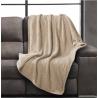 Manta de sofá pelo largo Soft