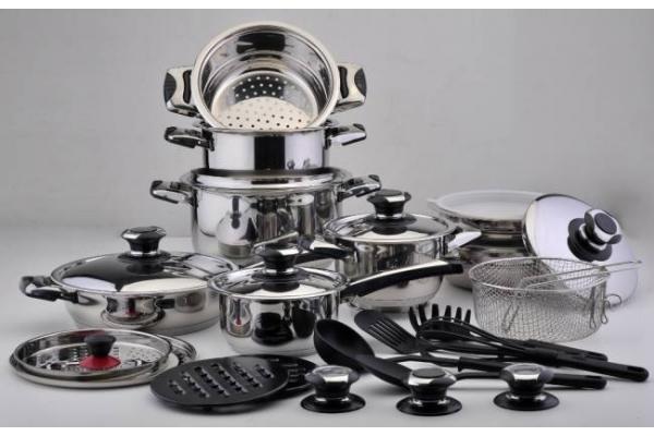 Bateria de cocina de 30 Piezas Solinger JRD