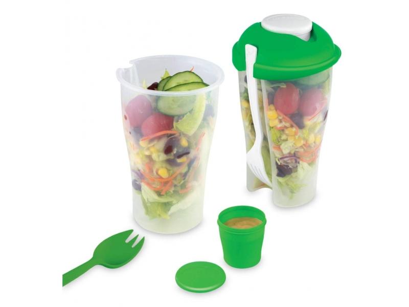 Envase para Ensaldas y Fruta
