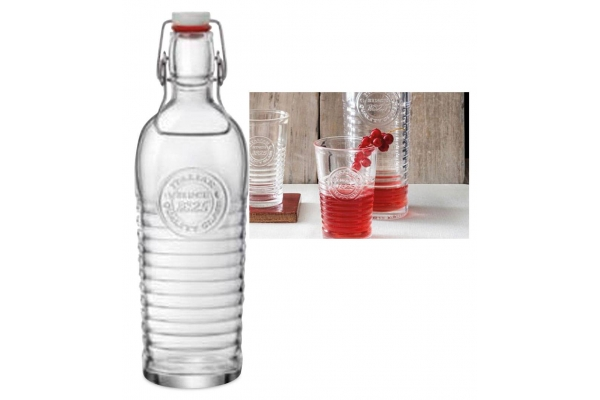 Botella Officina 120CL