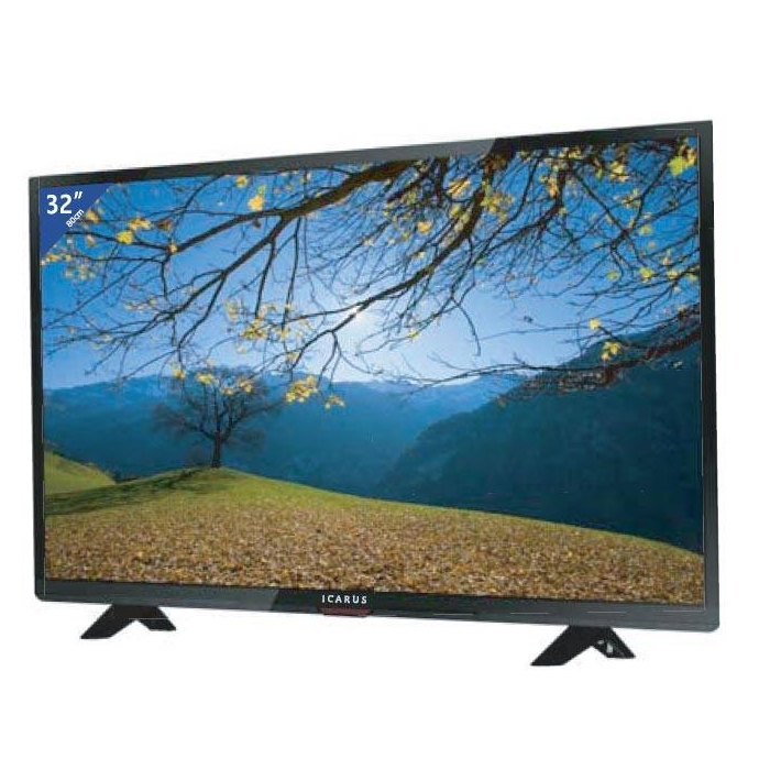 "Televisor ICARUS TV LED 32"" IC-LED 32H B/JP"