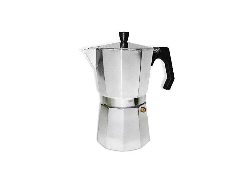 Cafetera Aluminio-Pul 9 tazas VITREX
