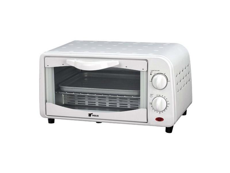 Horno el ctrico 9 litros thulos for Cocina y horno electrico