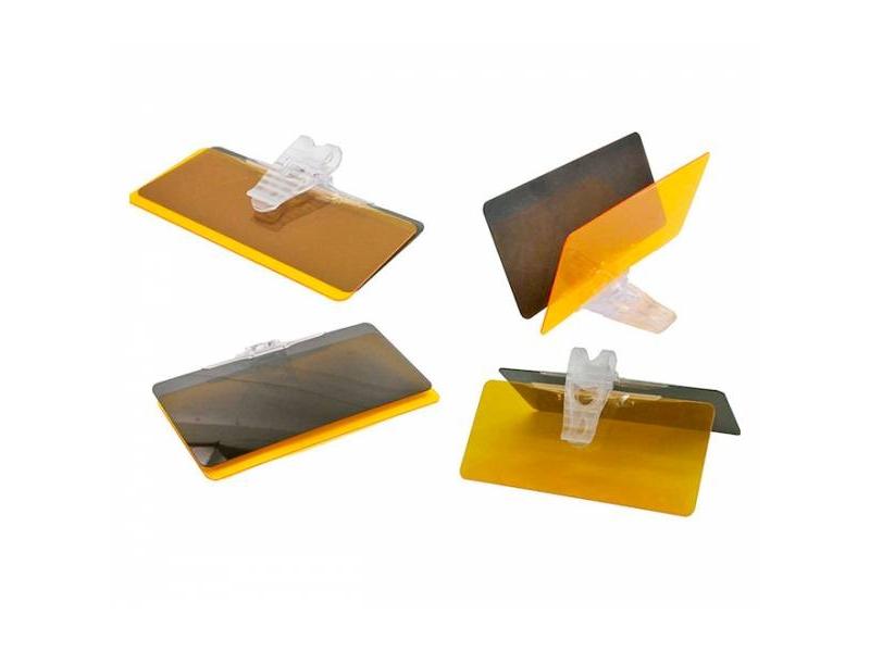 Visera Filtro-Solar Coche