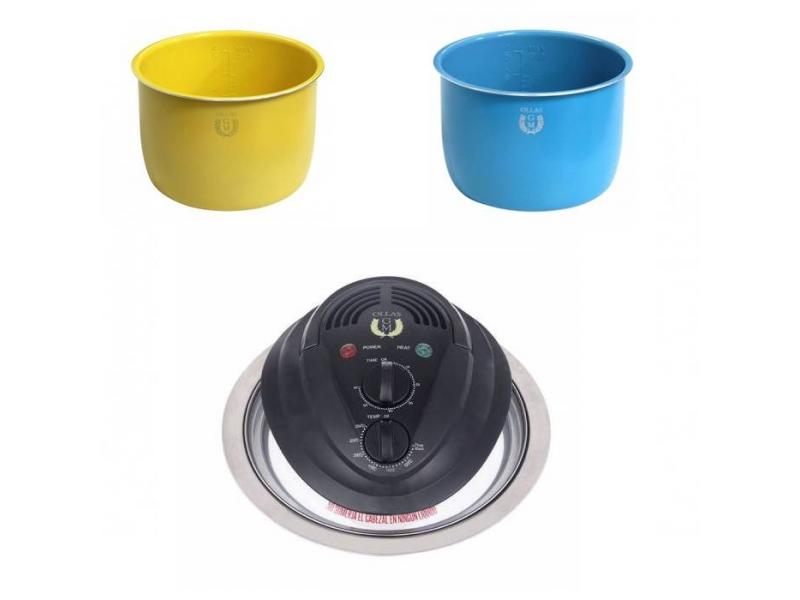 Tapa de horno gm 2 cubeta ceramica for Horno ceramica precio