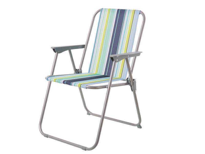 silla plegable hierrolona