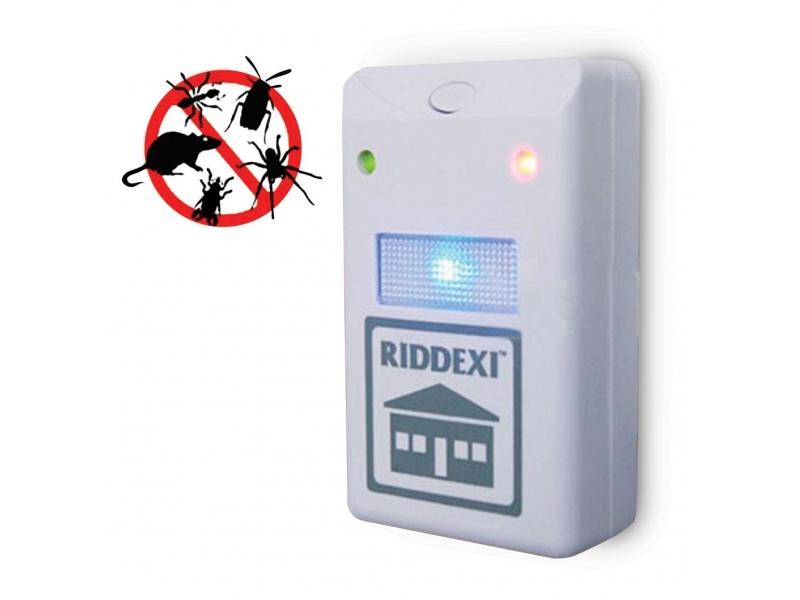 Riddex Plus - Repelente Insectos y Ratones