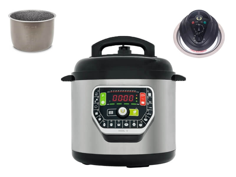 Pack Olla GM G + Tapa Horno + Cubeta Excelsior