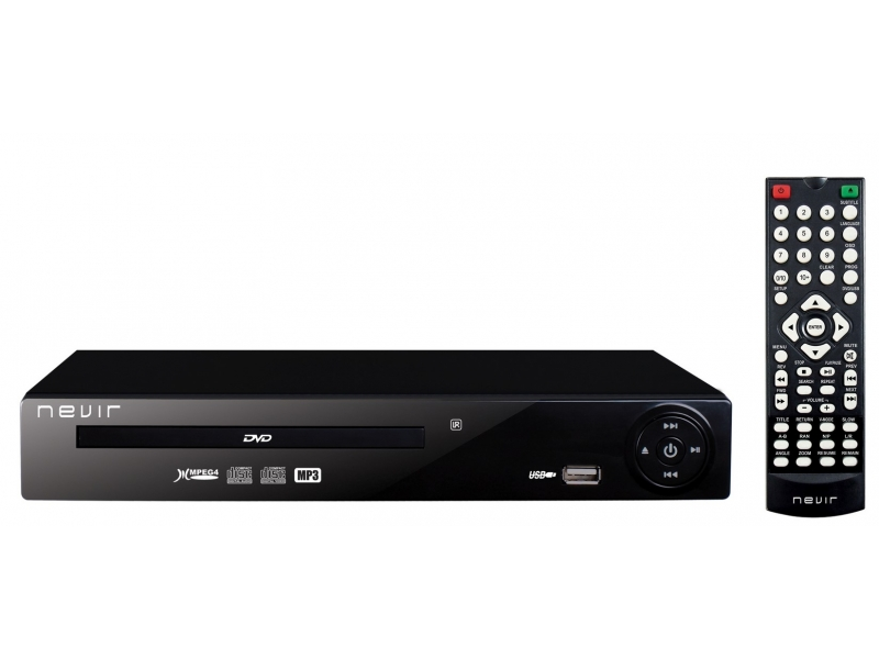 Reproductor DVD Nevir NVR-2324