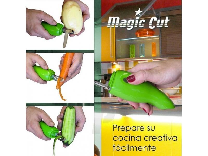 Pelafrutas y verduras Bepro Magic Cut