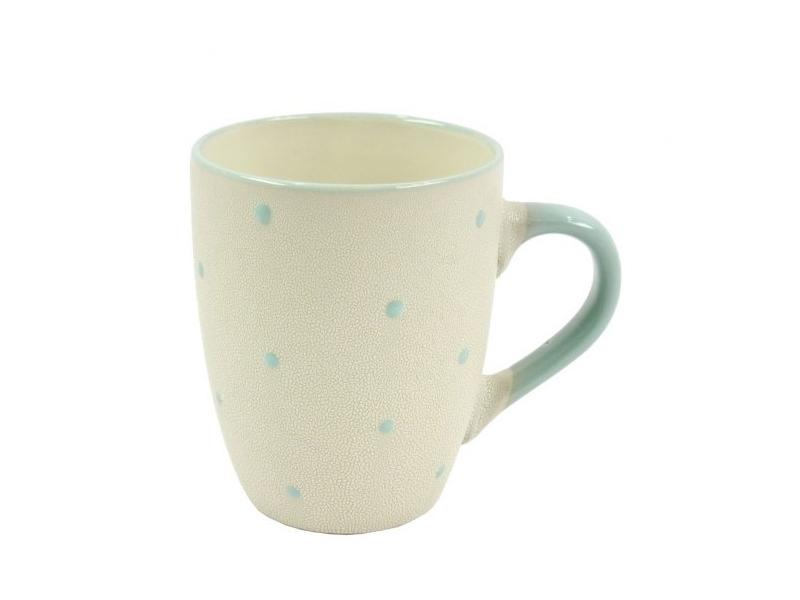 Taza de cerámica c/asa 10cm
