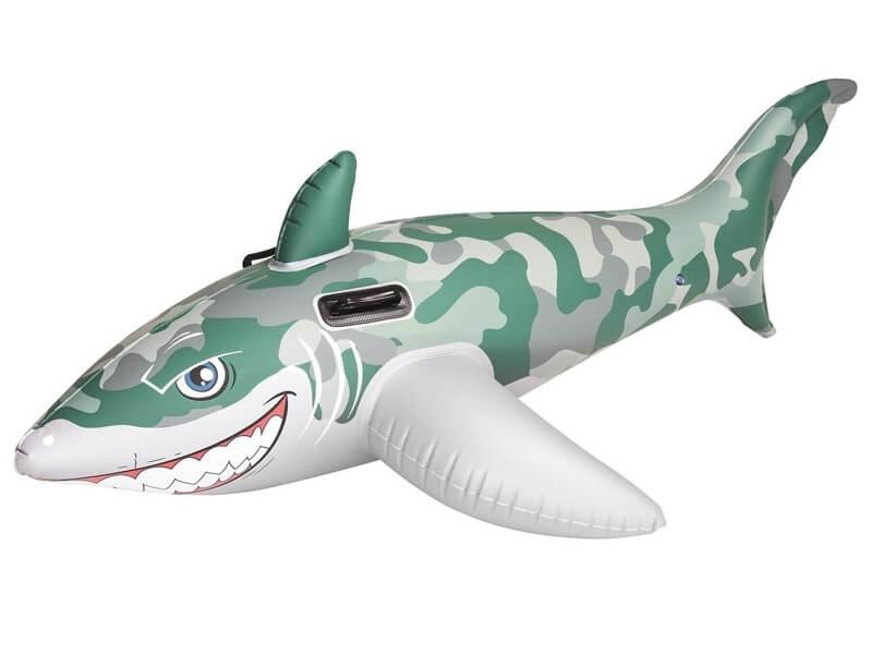 Flotador Tiburón Army