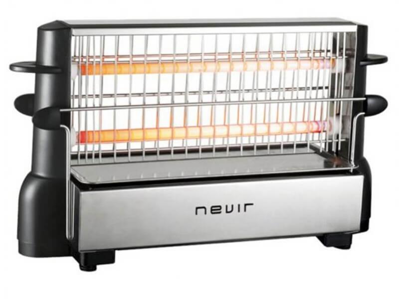 Tostador Nevir-9810