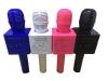 Micrófono Karaoke Colores Cuadrado