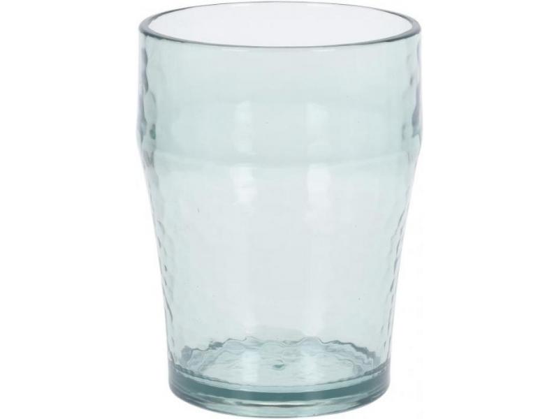 Vaso Efecto Cristal