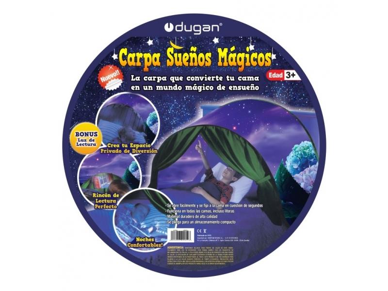 Tienda Campaña Sueños Mágicos DG-9452
