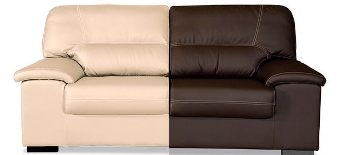 Mantenimiento de un sof de piel sint tica o polipiel for Reparar sofa polipiel
