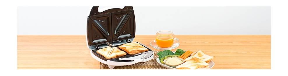Sandwicheras - Grills