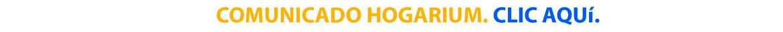 Comunicado Hogarium